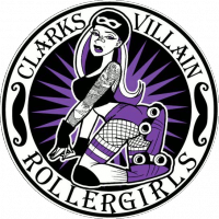 ClarksVillains RollerGirls